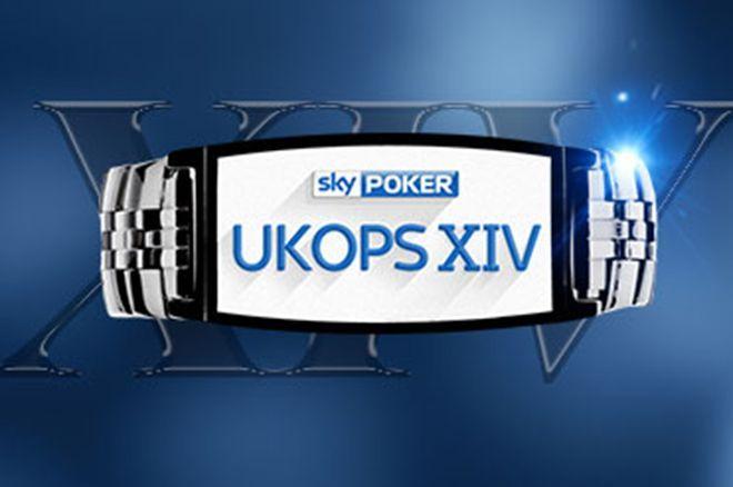 Sky Poker Announces £500K Guaranteed UKOPS XIV 0001