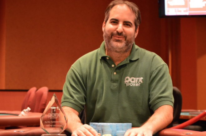 Matt Glantz Wins Parx Casino Big Stax Xiii 300 Announces Leaving Ambassador Role Pokernews
