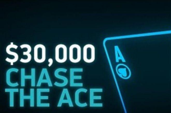Chase The Ace игра с $30,000 в кеш награди през октомври в PKR 0001