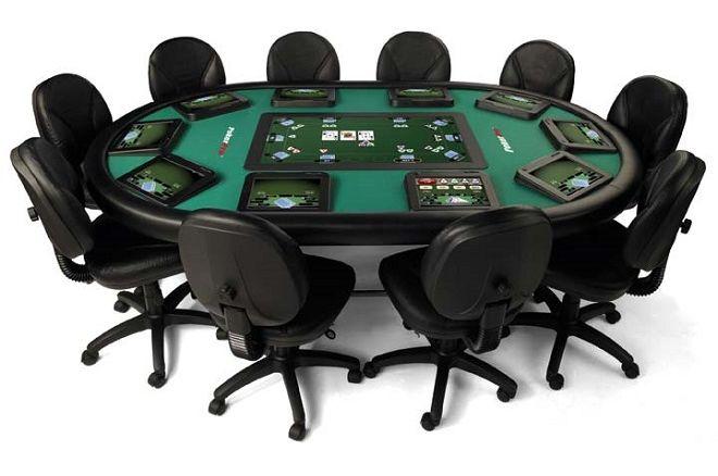Ontario racetracks offer an e poker alternative pokernews for 10 person poker table