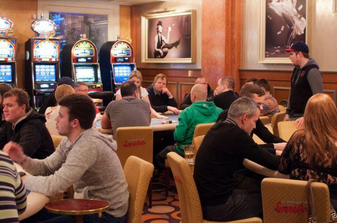 Pokkeriturniir Grand Prix kasiinos