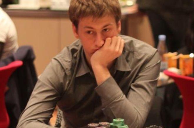 """WSOP Europe: trys lietuviai pasiekė """"Event #6: €3,250 No-Limit Hold'em"""" turnyro... 0001"""