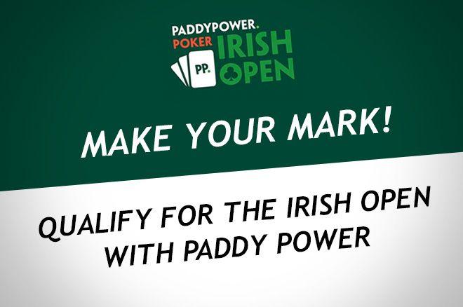 2016 irish open qualifiers