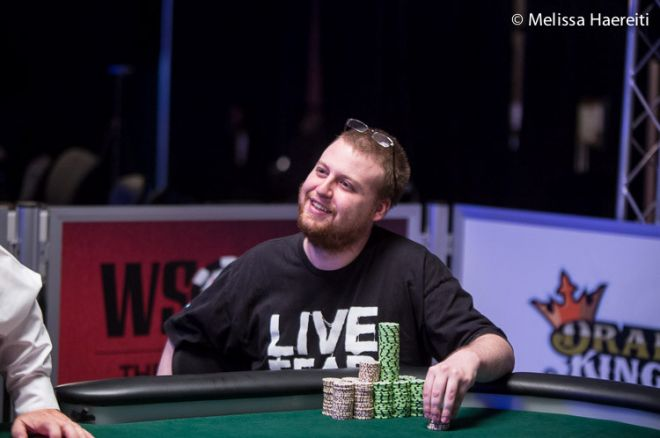 Remko Report Episode #25: November Nine Chip Leader Joe McKeehen 0001