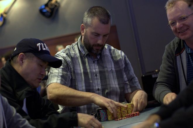 Keith Wintermans PlayNow Poker Championship Hard Rock Casino Vancouver