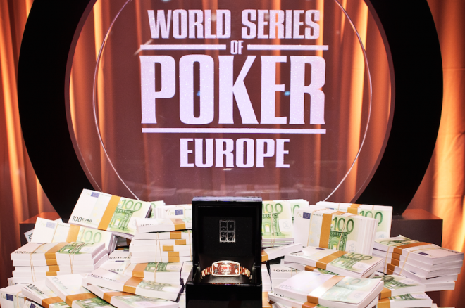History of WSOP Europe, 2007 to Present 0001