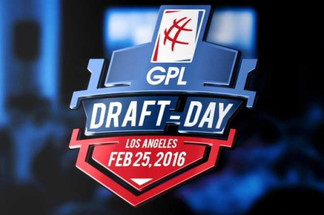 Global Poker League Announces Date for GPL Draft Day 0001