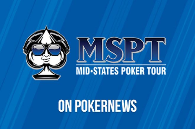 Season 6 of Mid-States Poker Tour Continues with $300,000 GTD at Meskwaki Casino 0001