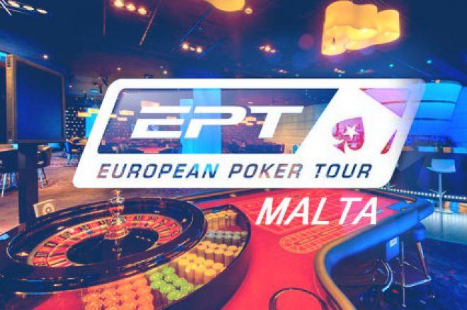 Antrasis sustojimas: šiandien prasideda EPT Maltos etapas 0001