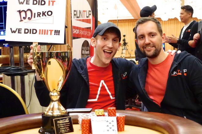 Jason Somervile and Kyle Zech