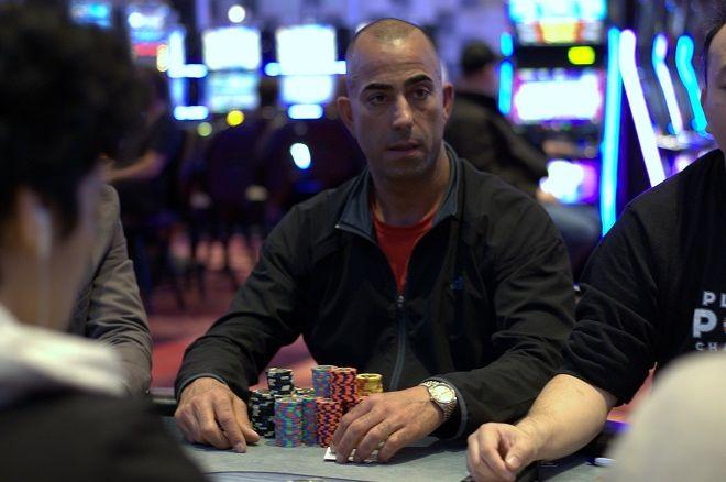 Kayvan Payman bindernutnut PlayNow Poker Championship Hard Rock Casino Vancouver