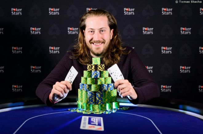 Steve O'Dwyer verslaat Ilari Sahamies en wint EPT12 Malta Single-Day High Roller voor €327.030