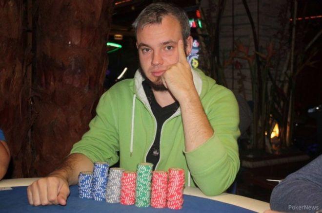 """Zigmas """"Brilijant"""" Pekarskas dominuoja Balkanų pokerio serijoje 0001"""
