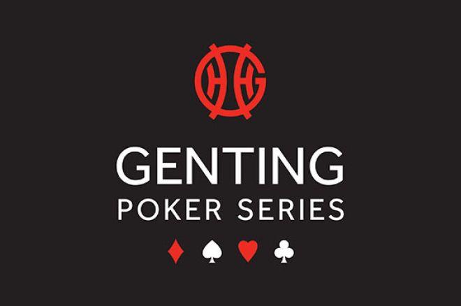 2015 Genting Poker Series