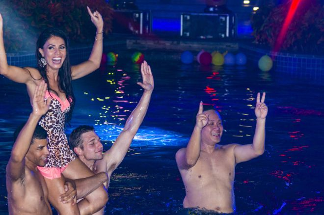 Just How Crazy Was the WPT Pool Party in China? Tony Dunst Describes It All 0001