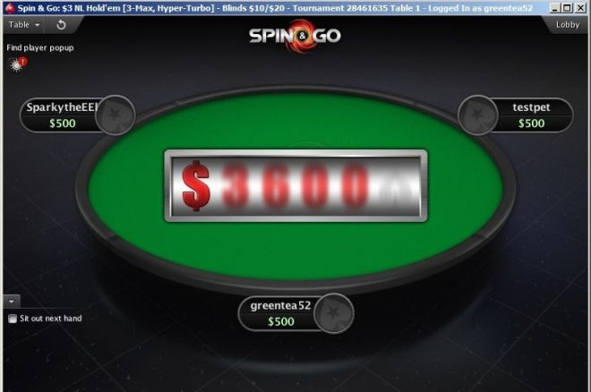 Six Spin & Go Millionaires in Just One Week at PokerStars 0001