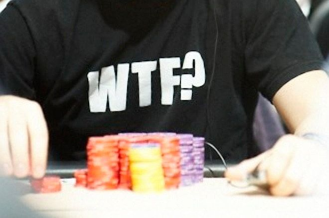 On Improbable Events in Poker: Learn How to Take Your Lumps