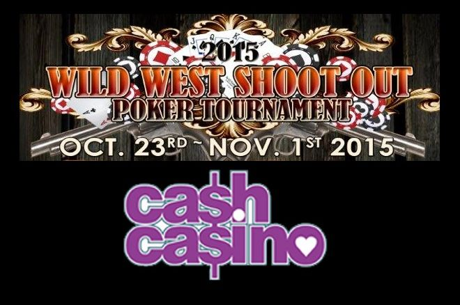 Cash Casino Calgary Wild West Shoot Out
