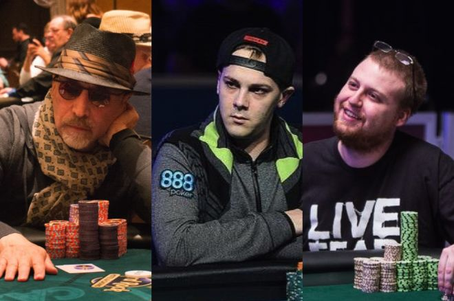 888poker To Sponsor Joe McKeehen, Neil Blumenfield & Tom Cannuli at WSOP Final Table 0001