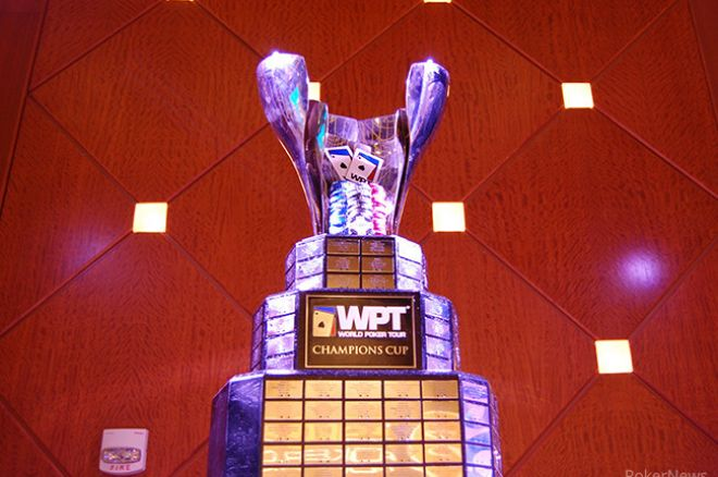 World Poker Tour Does Away with WPT Championship in Favour of Tournament of Champions 0001