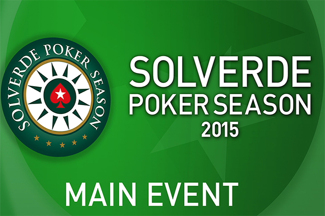 main event solverde poker season