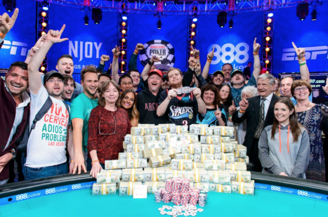 PokerNews Podcast Episode #343: November Nine Recap 0001