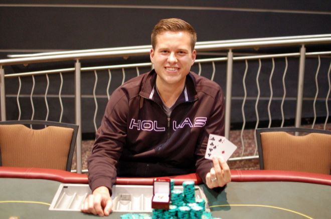 Riley Kielich Harvest Poker Classic