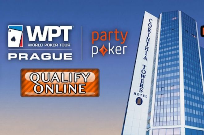 Season XIV partypoker WPT Prague Kicks Off at King's Casino Prague on November 29 0001