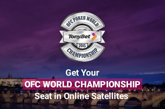 Tonybet Poker OFC World Cup