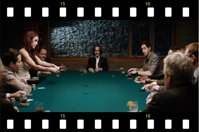 Poker cinematografica