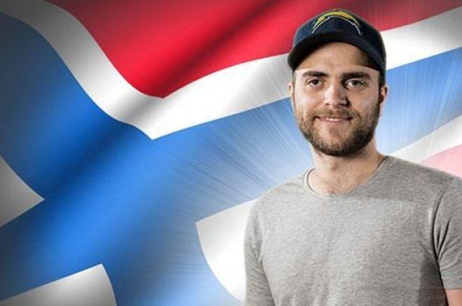 Po pokerio legalizavimo Norvegijoje - pirmas stambus turnyras ir WSOP vicečempiono triumfas 0001
