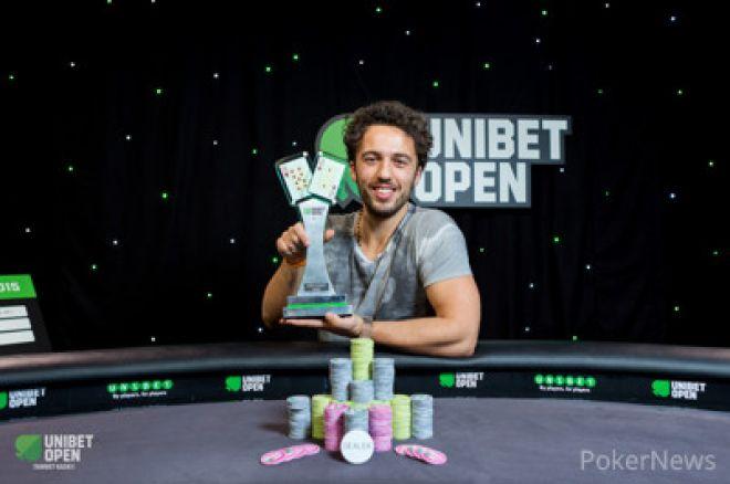 Unibet Open Antverpeno etape antrąjį čempiono titulą iškovojo M. Moolhuizenas 0001