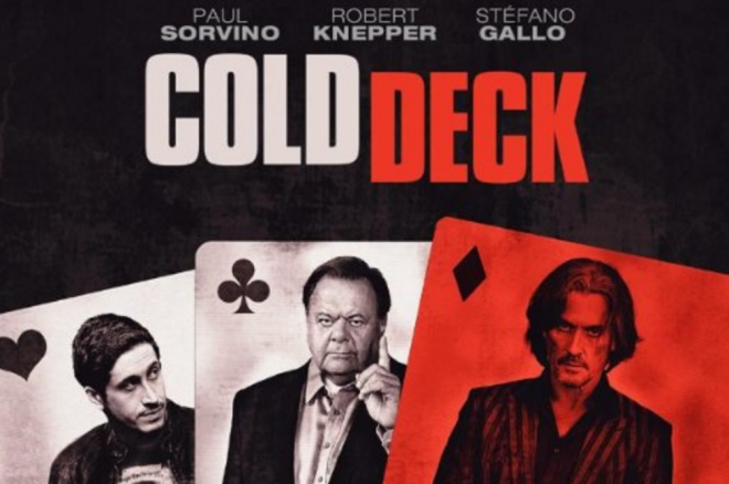 Lead Actor Stéfano Gallo Talks Cold Deck Movie; Releases Via Video on Demand Today 0001