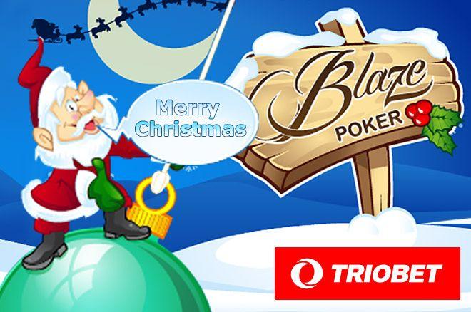 Blazing Cannon jõulupakkumine