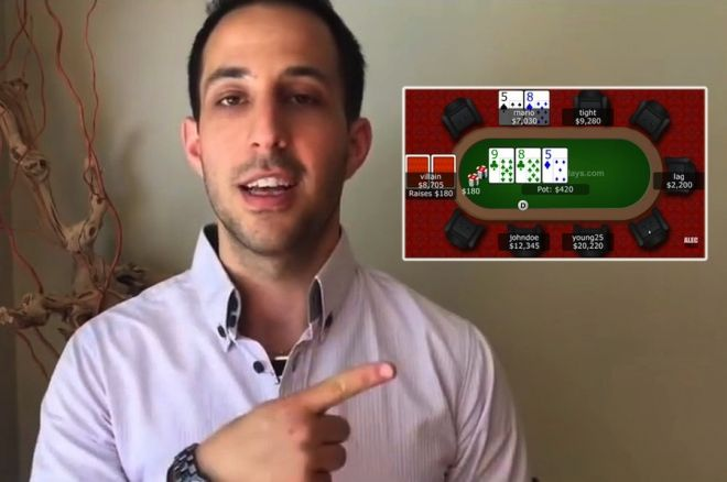 "Alec Torelli's ""Hand of the Day"": You Flop Two Pair, and Your Opponent Comes Out Firing"