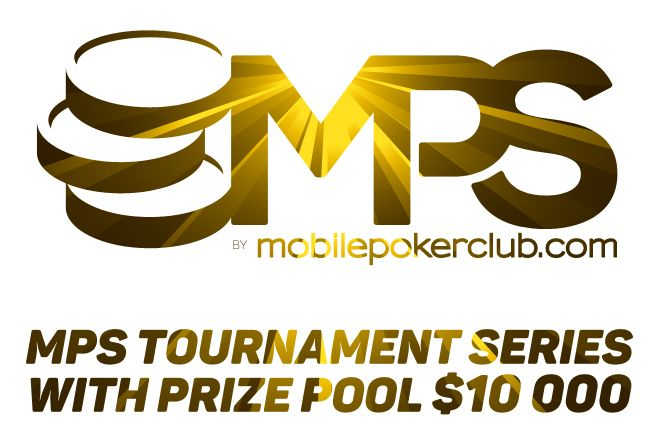 "Mobile Poker Club Announces ""Mobile Poker Series"" with $10,000 Guaranteed 0001"
