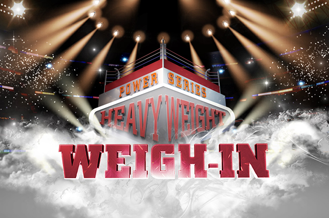 partypoker Weigh-In tournament