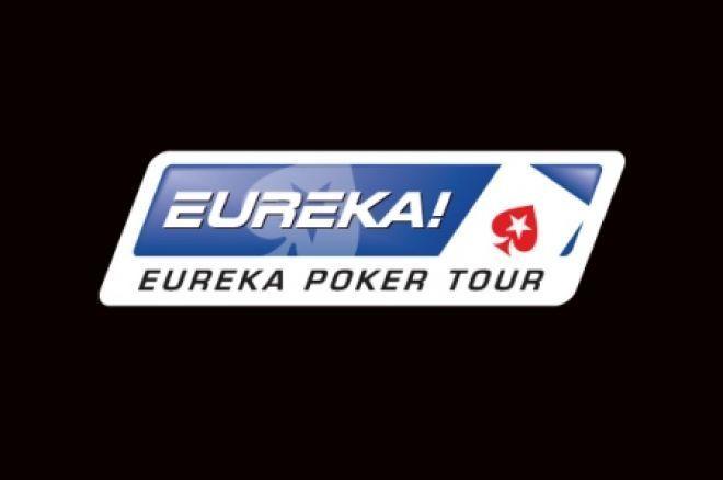 Eureka pokerio turo diena 1B lietuviams buvo derlinga 0001