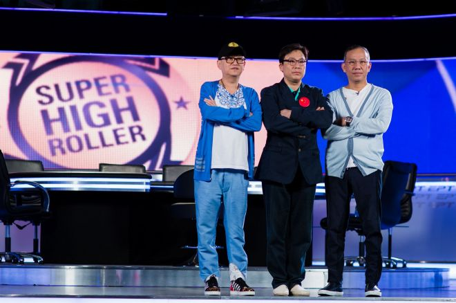 """Yong, Phua, and """"The Chairman"""" Among 12 Confirmed for WPT $200,000 Super High Roller 0001"""