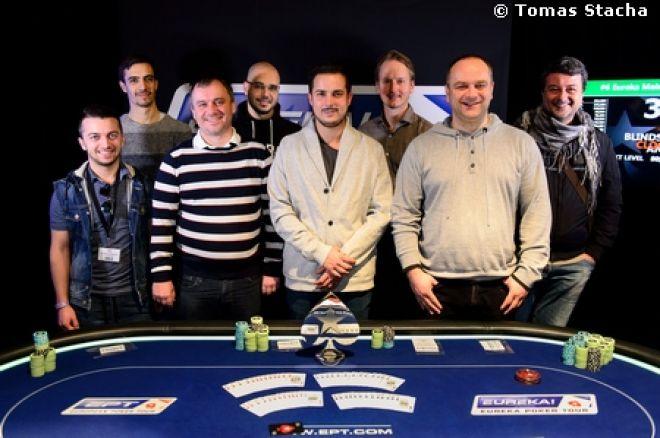 Javier Rojas 'Xavitop' gana el Main Event del Eureka Poker Tour Praga 2015 por €311,000 0001