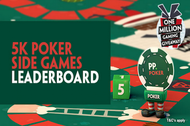 €5k Poker Side Games Leaderboard