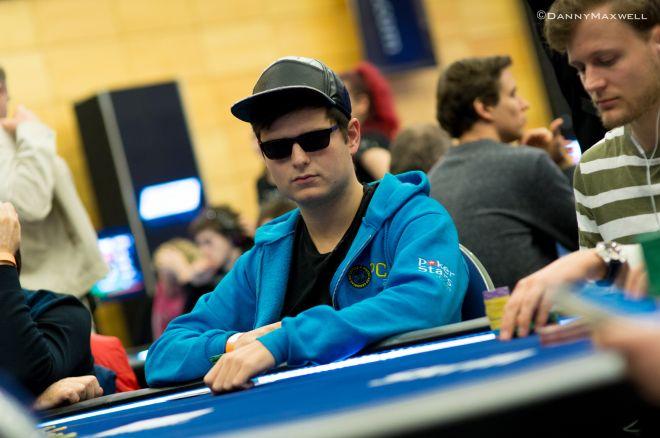 EPT pagrindinį turnyrą Prahoje sėkmingai pradėjo Laurynas Levinskas 0001