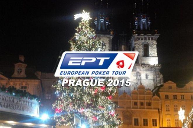 Do druhého dne Main Eventu EPT12 Prague prošlo celkem 22 česko-slovenských nadějí. 0001