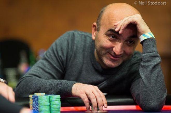 EPT Prague: Tomáš Pleticha si odnesl €30.200, finále chipleaduje Ázerbájdžánec... 0001