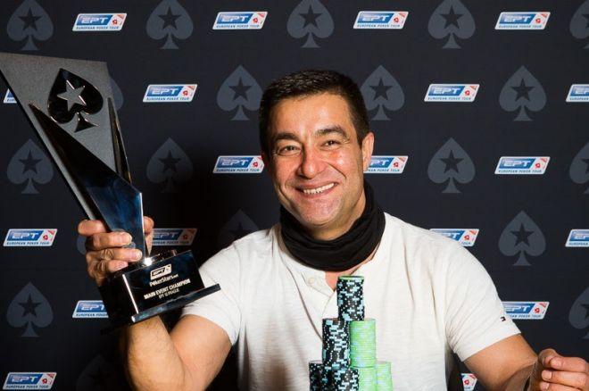 Němec Hossein Ensan je králem Main Eventu EPT12 Prague. Získal €754.510! 0001