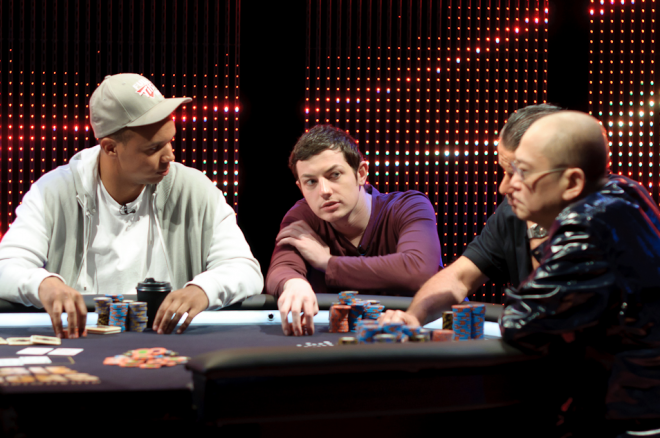 Phil Ivey, Tom Dwan, Richard Yong
