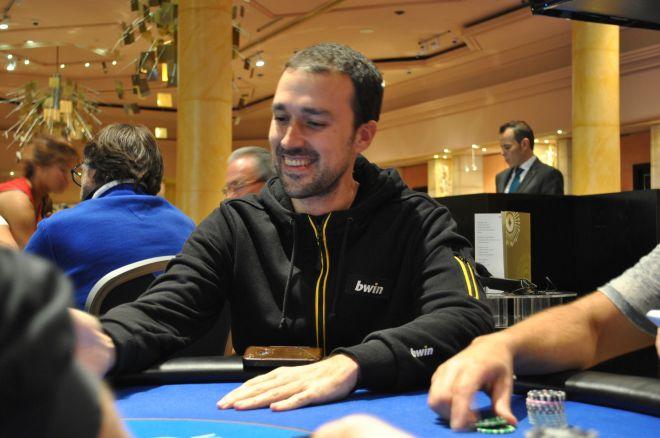 """Jordi Martínez """"Alekhine"""" primer tri-campeón de la historia del CEP 0001"""