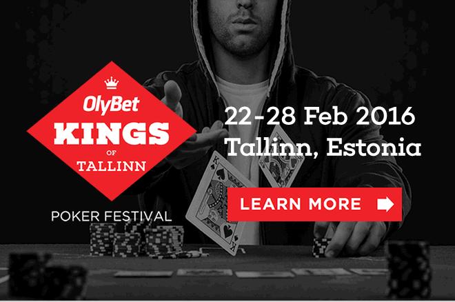 Didžiausias Šiaurės Europos pokerio festivalis grįžta į Taliną 2016 vasarį! 0001