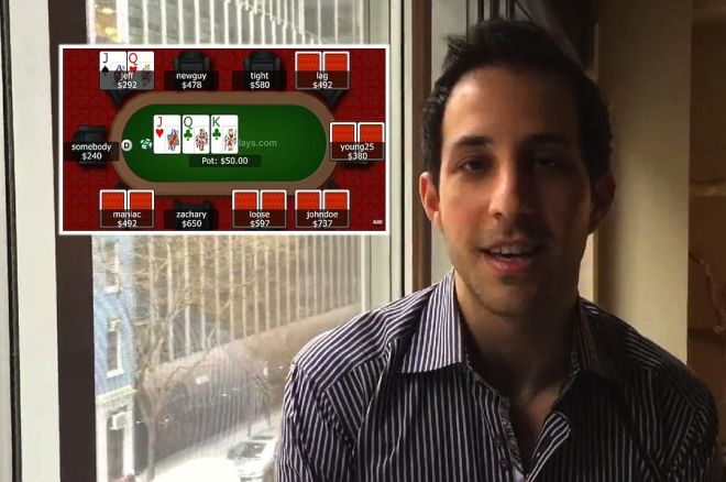 "Alec Torelli's ""Hand of the Day"": Playing Big Pots Out of Position"