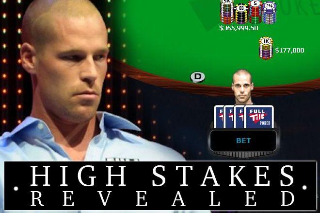 High Stakes Revealed - Patrik Antonius grootste winnaar in geschiedenis van online poker
